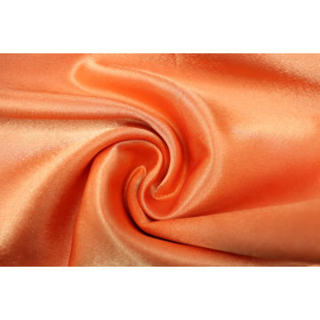 100%Polyester 75DX150D Back Crepe Satin Fabric