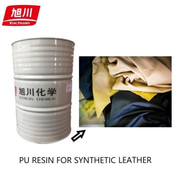 Mid-hard grade pu resins for wet-process