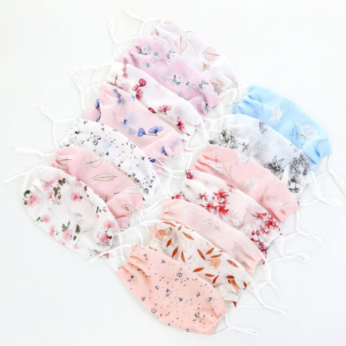 Woman Face Mask Cover for Young Ladies