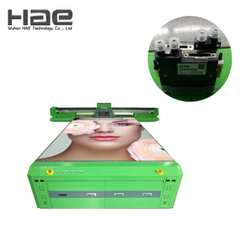 Automatic Cleaning UV Flatbed Printer For Yoga Mats