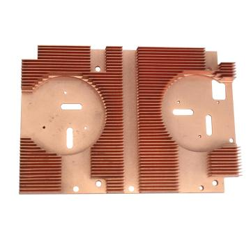Aluminum Copper HeatSink with Anodizing