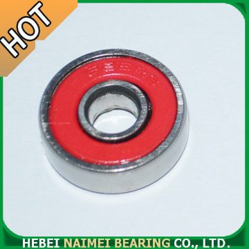 Low Noisy Deep Groove Ball Bearing 6304-RS