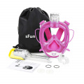 Ebay top seller anti-fog oval diving mask