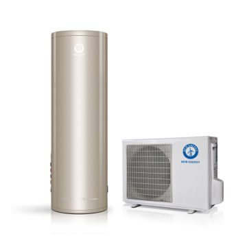 New Energy Split Heat Pump Water Heaters