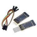 NRF24L01 Wireless Wifi Transceiver + 2.4GHz Antenna Module USB to TTL converter UART module CH340G CH340 3.3V 5V switch