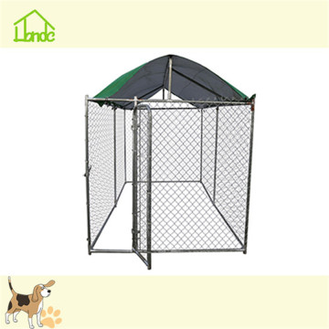 High quality galvanized chain link dog kennel