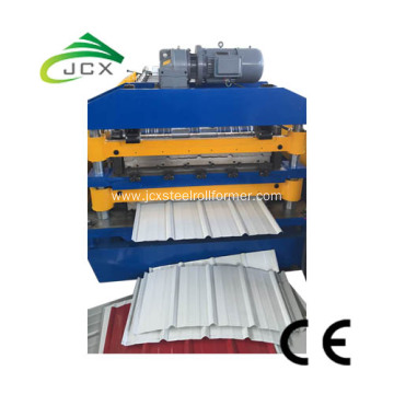 Steel Tuff Rib AG Panel Roofing Sheet Machine