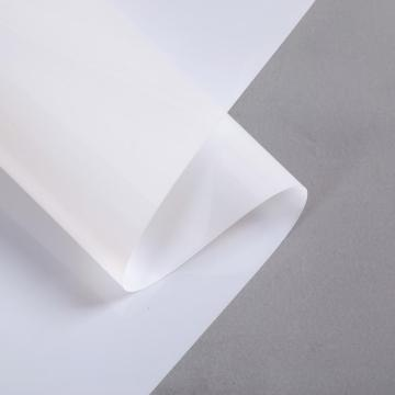 miky white PET film 0.25mm