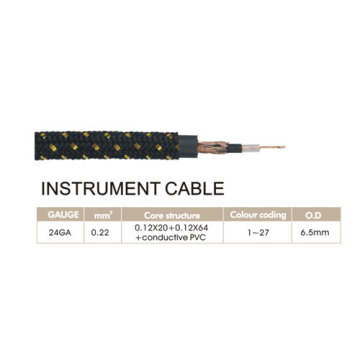 Nylon Material Intrument Cable
