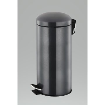 Tall Stainless Steel Trashin Bin