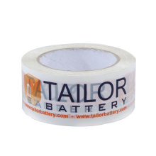 "Design Custom Logo Printed Tape 3"" box tape"