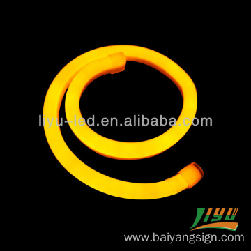 LED Neon 2-Wire 240 Volt Rope Light Spool for decoration