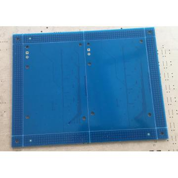 3 layer blue solder PCB