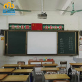 Turn A Used School Chalkboards Into A Whiteboard