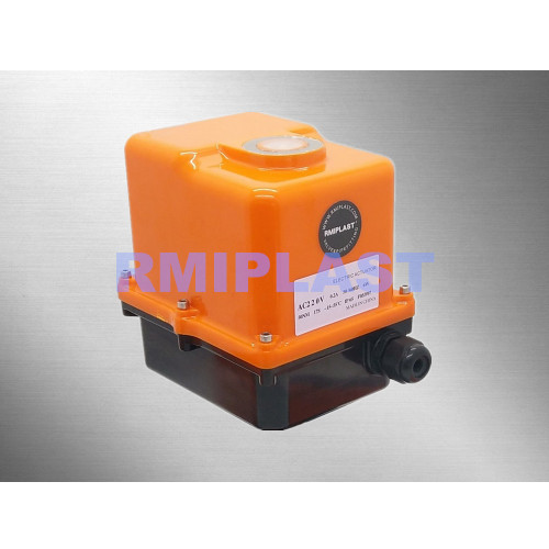 Electric Actuator 90 degree Rotary Open Close