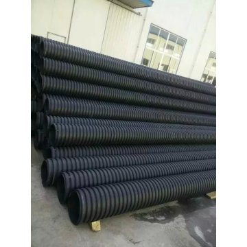 HDPE Winding Structure Wall Tube