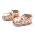 Confortable 0-24 months Leather Summer Girl Baby Sandals