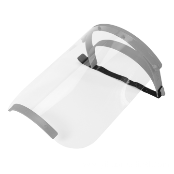 Adjustable Transparent Protective Visor Face Shield