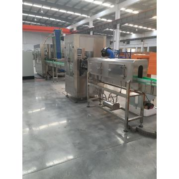 Full-automatic Shrink Sleeve Labeling Machine