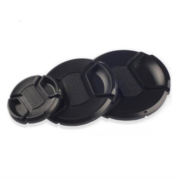 Snap-On Front 40.5mm 49mm 52mm 55mm 58mm 62mm 67mm 72mm 77mm 82mm 86mm Lens Cap Cover for Canon Nikon all DSLR lenses with rope