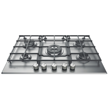 Built-in Hotpoint Cooktop Stainless Steel 75cm