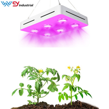 led grow light actual wattage 300w full spectrum
