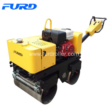 Compact Design Self-propelled Asphalt Roller