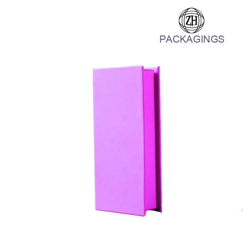 Eyelash box false eyelash packaging pink box