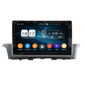 android car navigation system for Besturn X40 2017