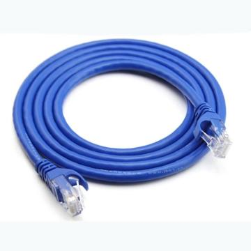 CAT6/6A patch cable different color jacket