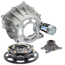 aluminum clutch plate and  bell housing