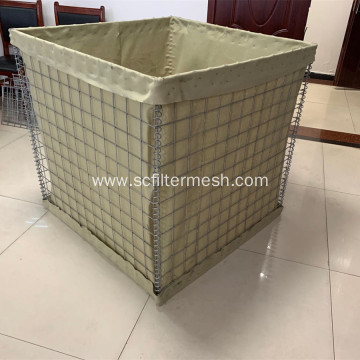 Welded Wire Explosion Proof Gabion Mesh
