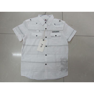 White cotton shirts shirts for men