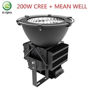 CREE 200 Watt LED High Bay Light