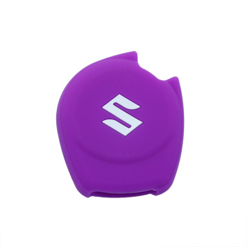 warna-warni silicon SUZUKI car key cover