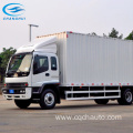 FTR truck work  body box truck