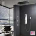 HIDEEP Wall Mounted Thermostatic Led Shower Faucet