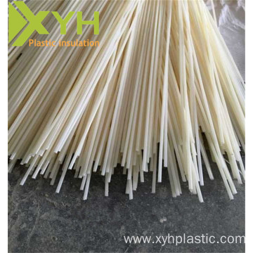 Natural 4mm Diameter ABS Welding Rod
