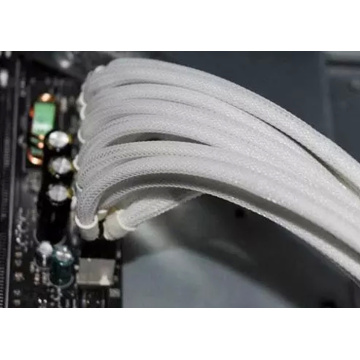 High Temperature Braided Sleeving For Electrical Wire