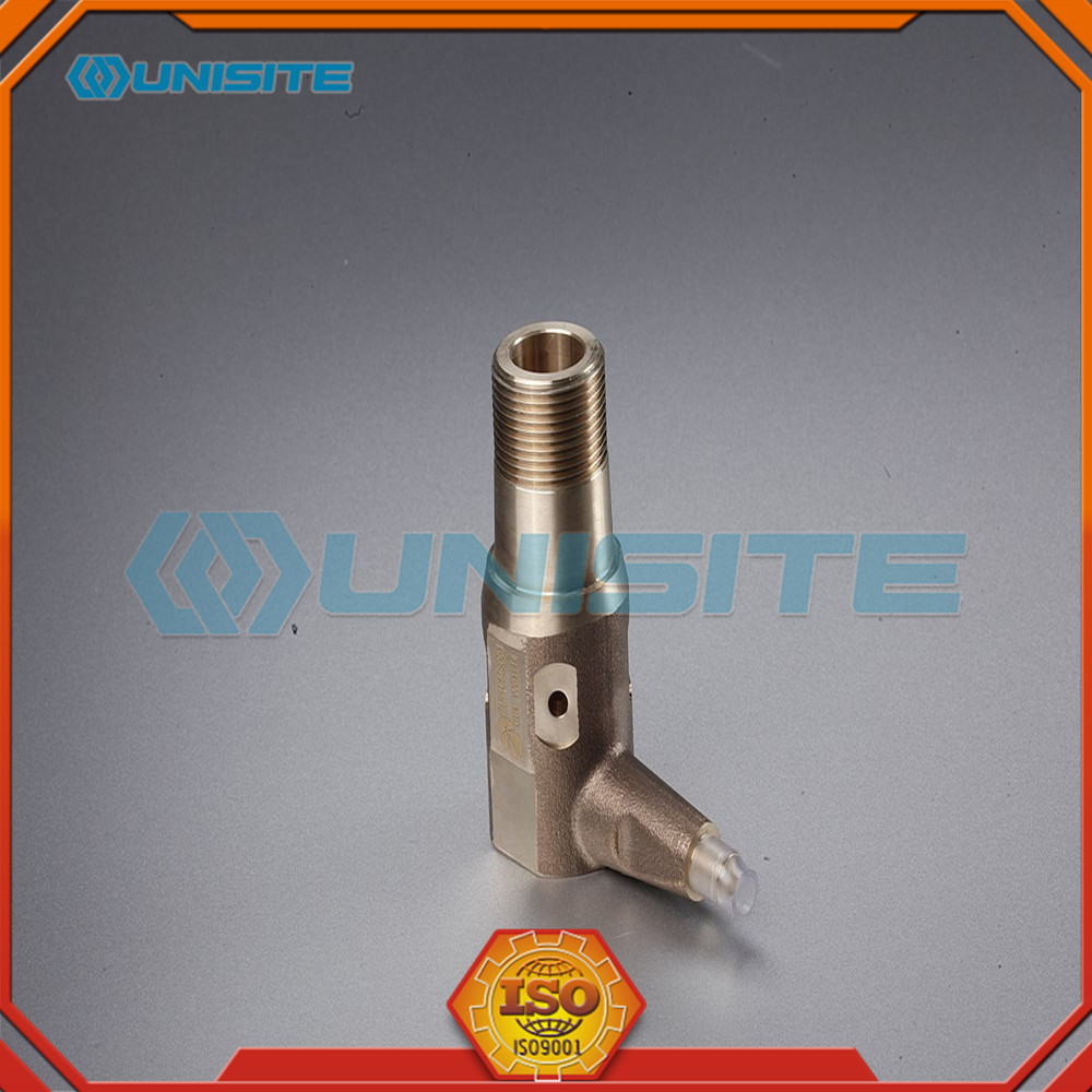 Custom Bronze Investment Casting Components