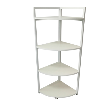 White Bedroom Stylish Storage Rack For Living Room
