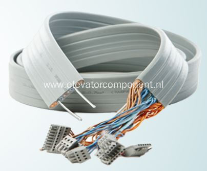 High Speed Elevator Travelling Cable ≤10m/s