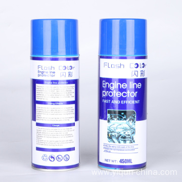 Engine Line Protector Engine Shine Protector and Detailer