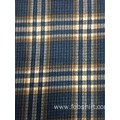 Polar Fleece Printing Plaid Fabric