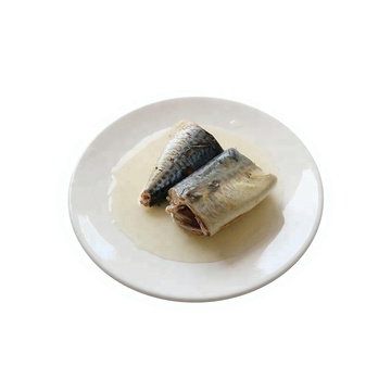 Canned Mackerel Fish in Brine Flavor 425G