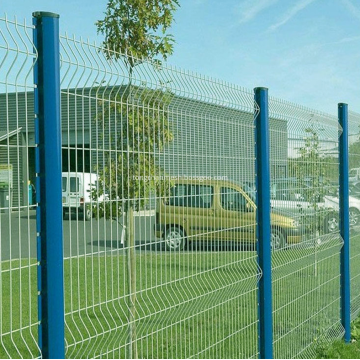 Airport Welded Metal Mesh Fencing Net