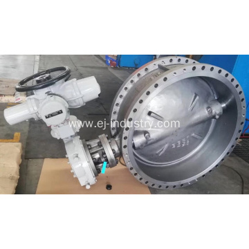 Cast Steel Triple Offset Butterfly Valve