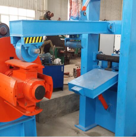 high quality tube machine different sizes tube making machine steel pipe making machine