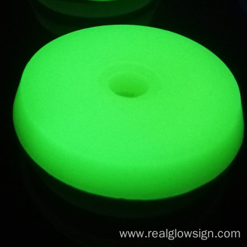 Realglow 축광 디스크 Yellowgreen