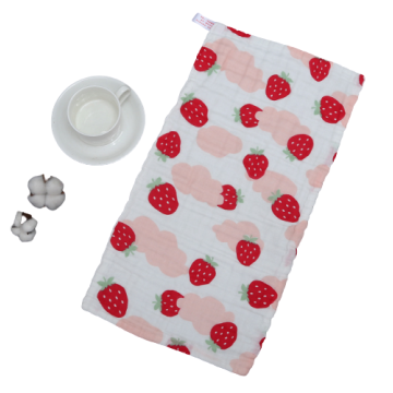 Kids Baby Pattern Design Soft Cotton Face Towel
